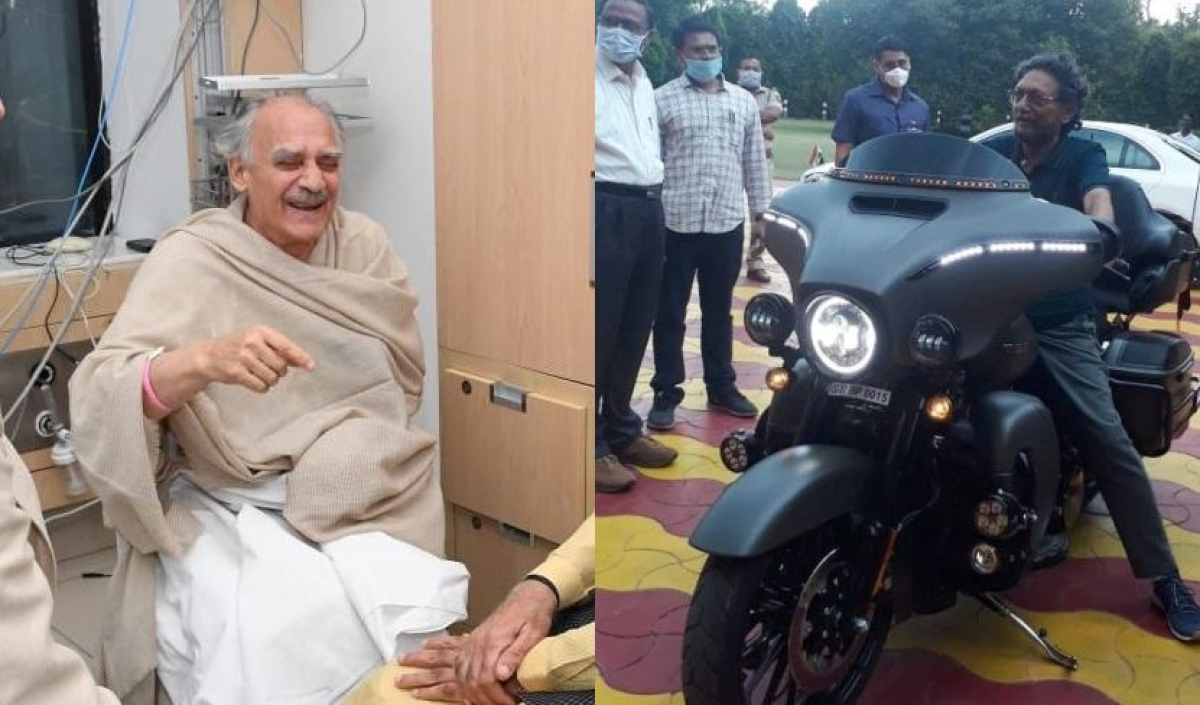 'Don't sit on bikes you can't afford': Arun Shourie's advice to CJI Bobde