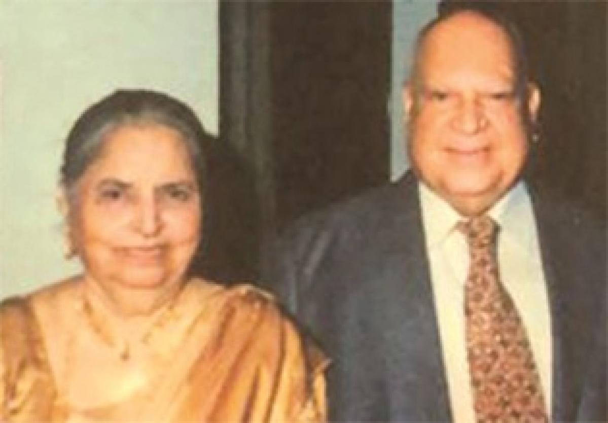Ratna and DM Harish