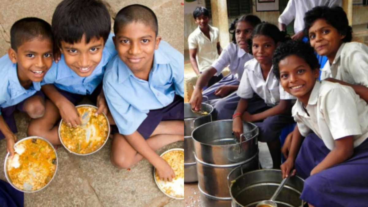 Akshaya Patra raises more than 7 Crore in US to feed mid-day meals to school children in India