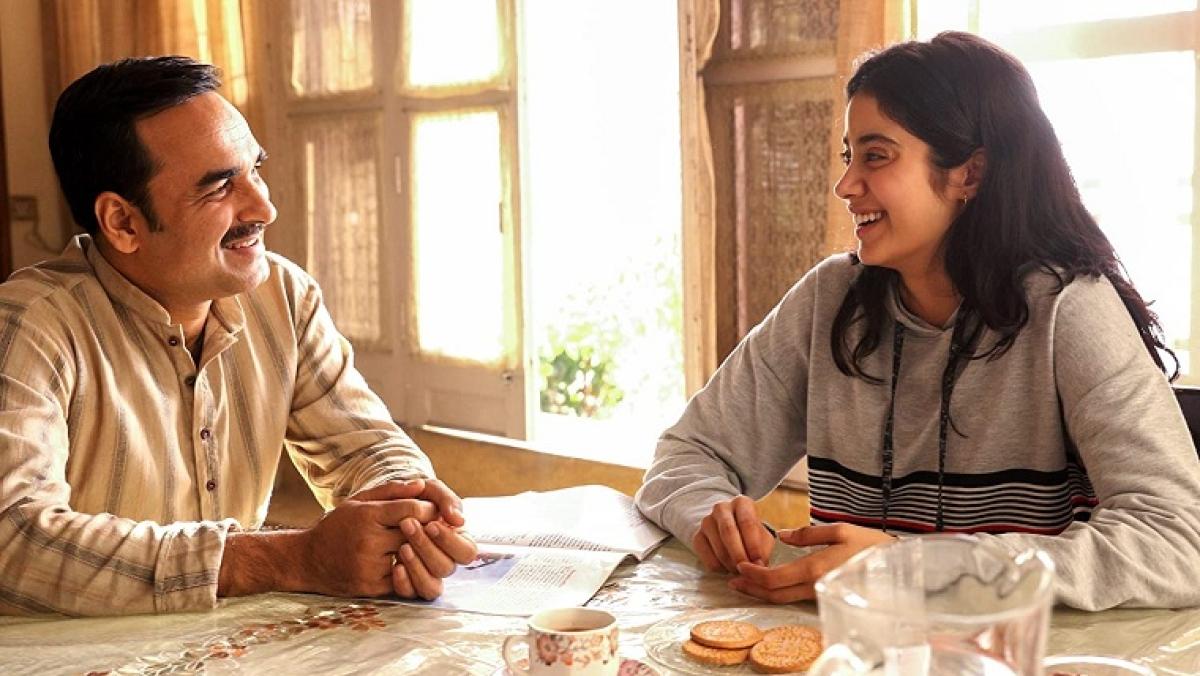 Gunjan Saxena — The Kargil Girl movie review: An impressive, relatable watch