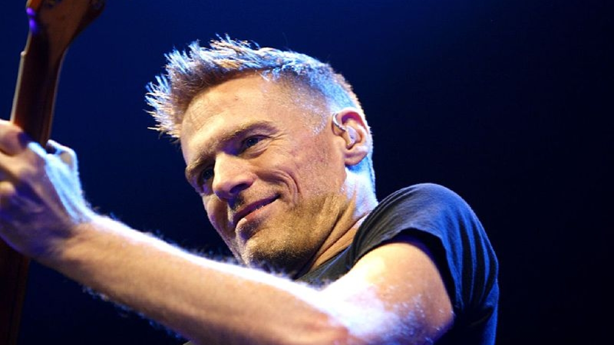 Bryan Adams to perform at socially distant concert in Germany
