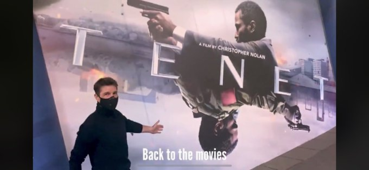 Tom Cruise heads back to theatre as a 'fan' to watch Christopher Nolan's 'Tenet'
