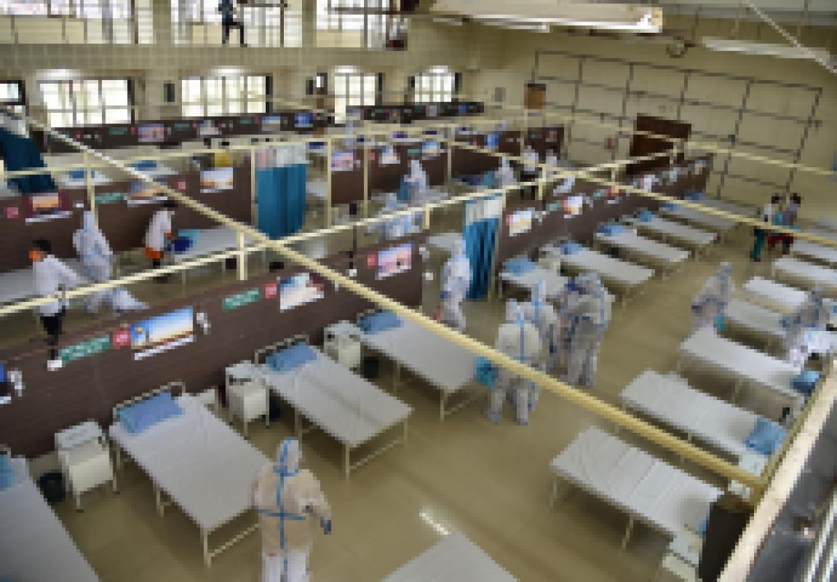 Coronavirus in Panvel: Post rape, Kon village Covid centre gets CCTV