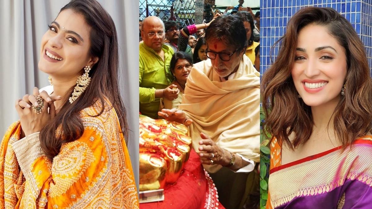 Ganesh Chaturthi 2020: Amitabh Bachchan, Kajol, Yami Gautam, and other Bollywood celebs extend wishes