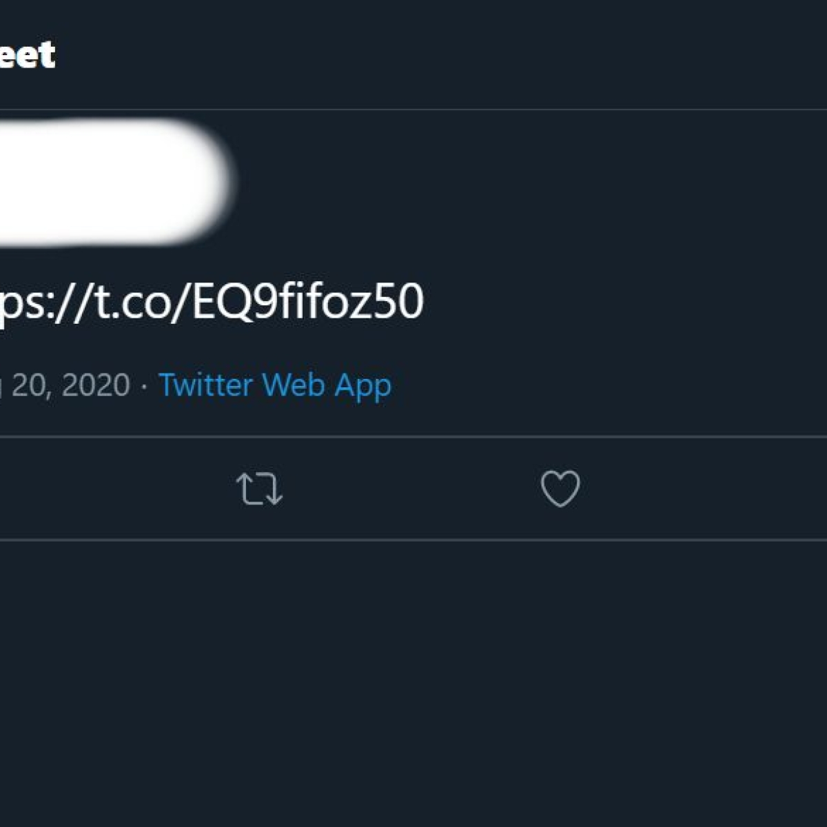 After Gmail, now Twitter links crash