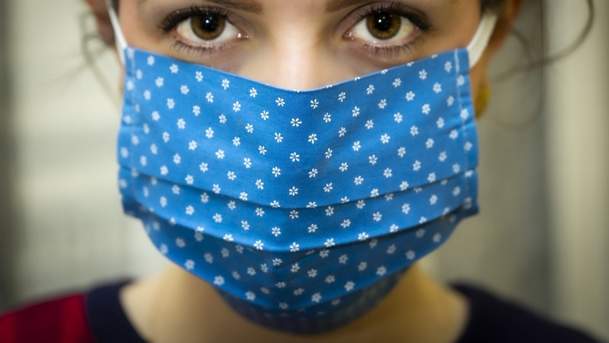 COVID-19: Scientists develop low-cost method to test mask effectiveness against viral droplets