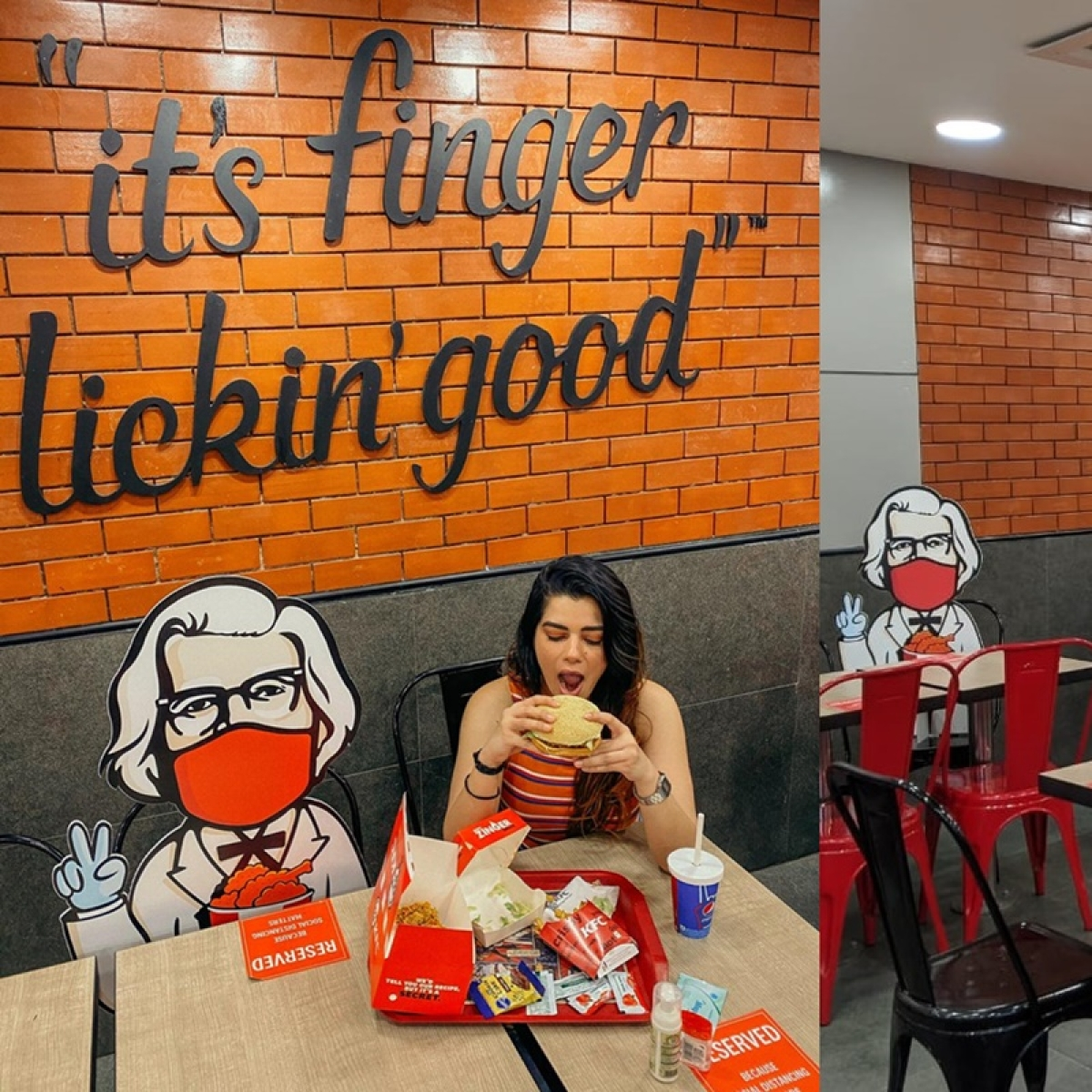 After 64 years, KFC is no longer 'Finger Lickin' Good', courtesy COVID-19