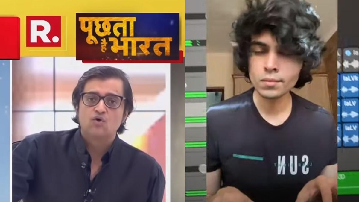 Watch: Arnab Goswami's 'Mujhe drugs do' mashup is the internet's new favourite jam
