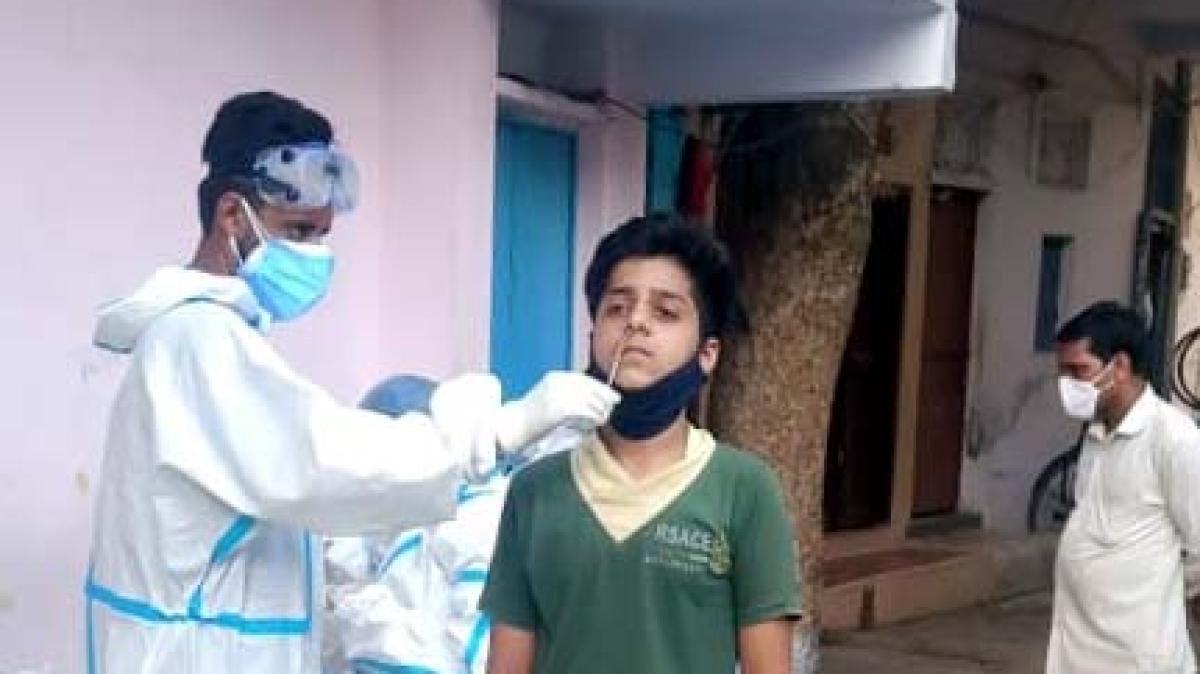 Bhopal: Corona spreads in families, 4 CRPF jawans also fall prey