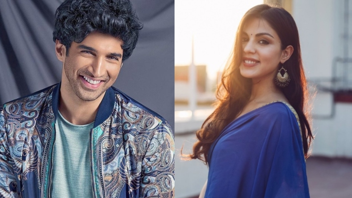 Rhea Chakraborty's call record show she spoke to Aditya Roy Kapur 23 times - all we know about their rumoured relationship