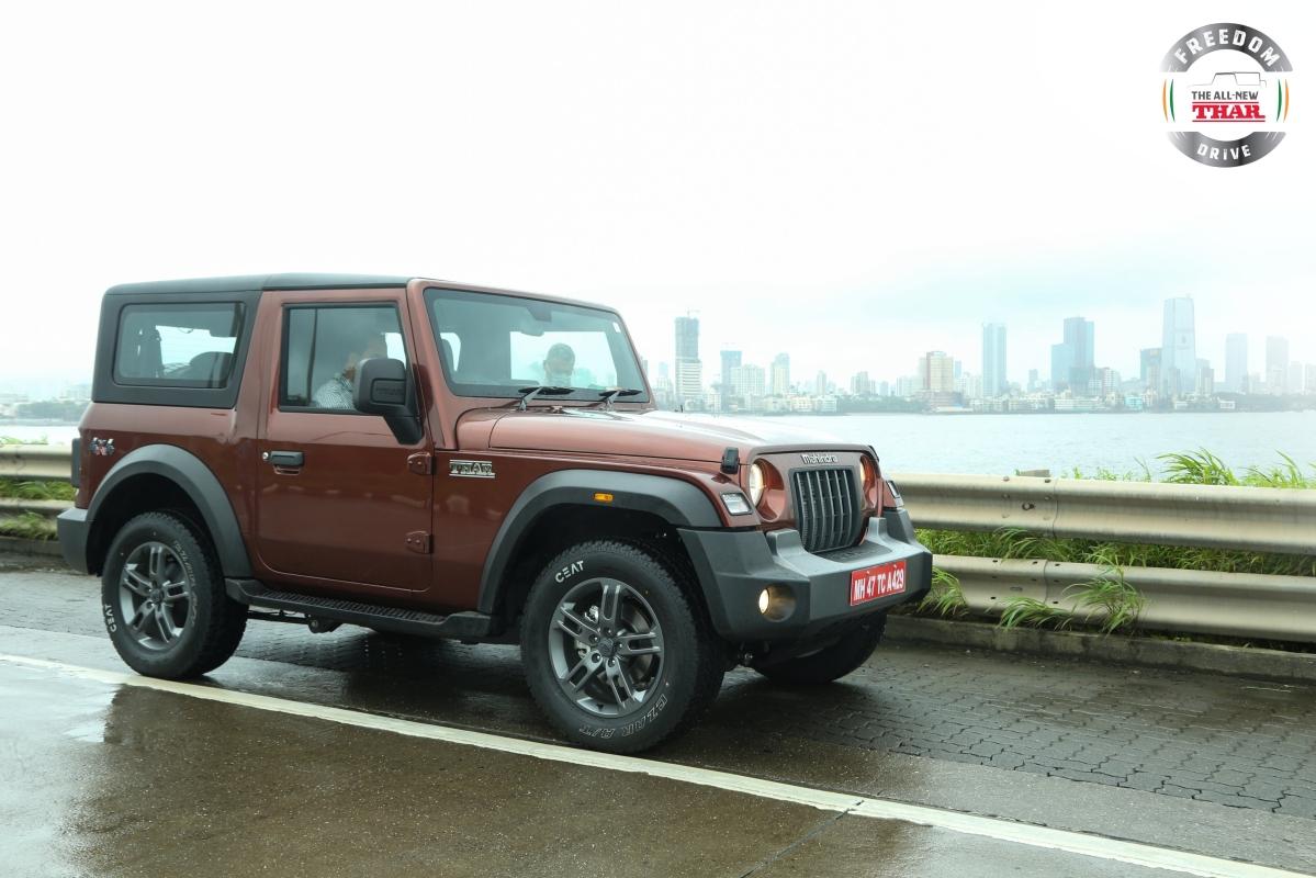 Mahindra Thar SUV