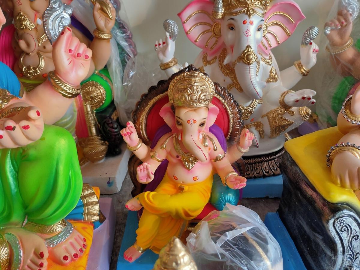 Ganeshotsav 2020: Virus casts spell on Ganesh idol business