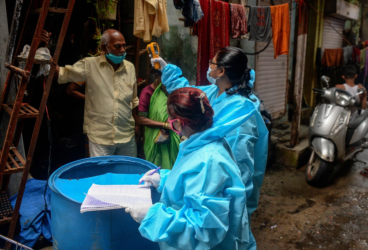 Coronavirus in Mumbai: Survey says 23% healthcare workers contracted COVID-19 through their kin or close contacts