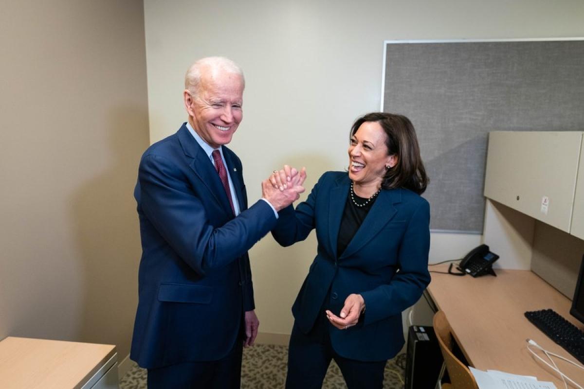 'May good once again triumph over evil ...': Joe Biden and Kamala Harris extend greetings on Navratri