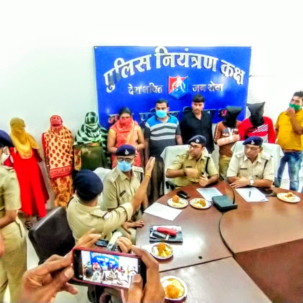 Indore: 10 held for woman's murder
