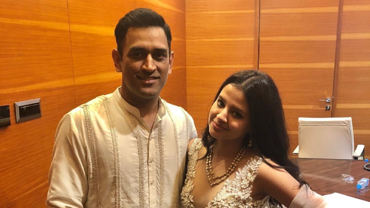 'Your prayers will speed up recovery': MS Dhoni's wife Sakshi reacts after her in-laws test positive for COVID-19