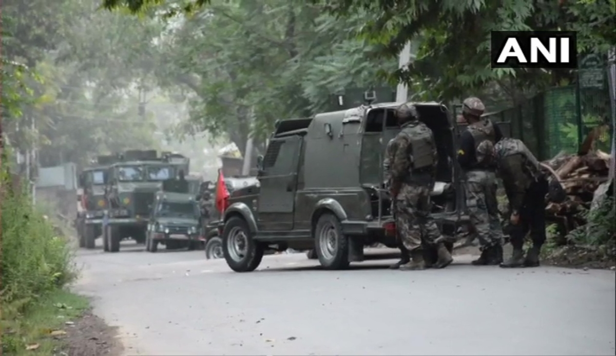 BSF detects tunnel under India-Pakistan border in Jammu; investigation underway