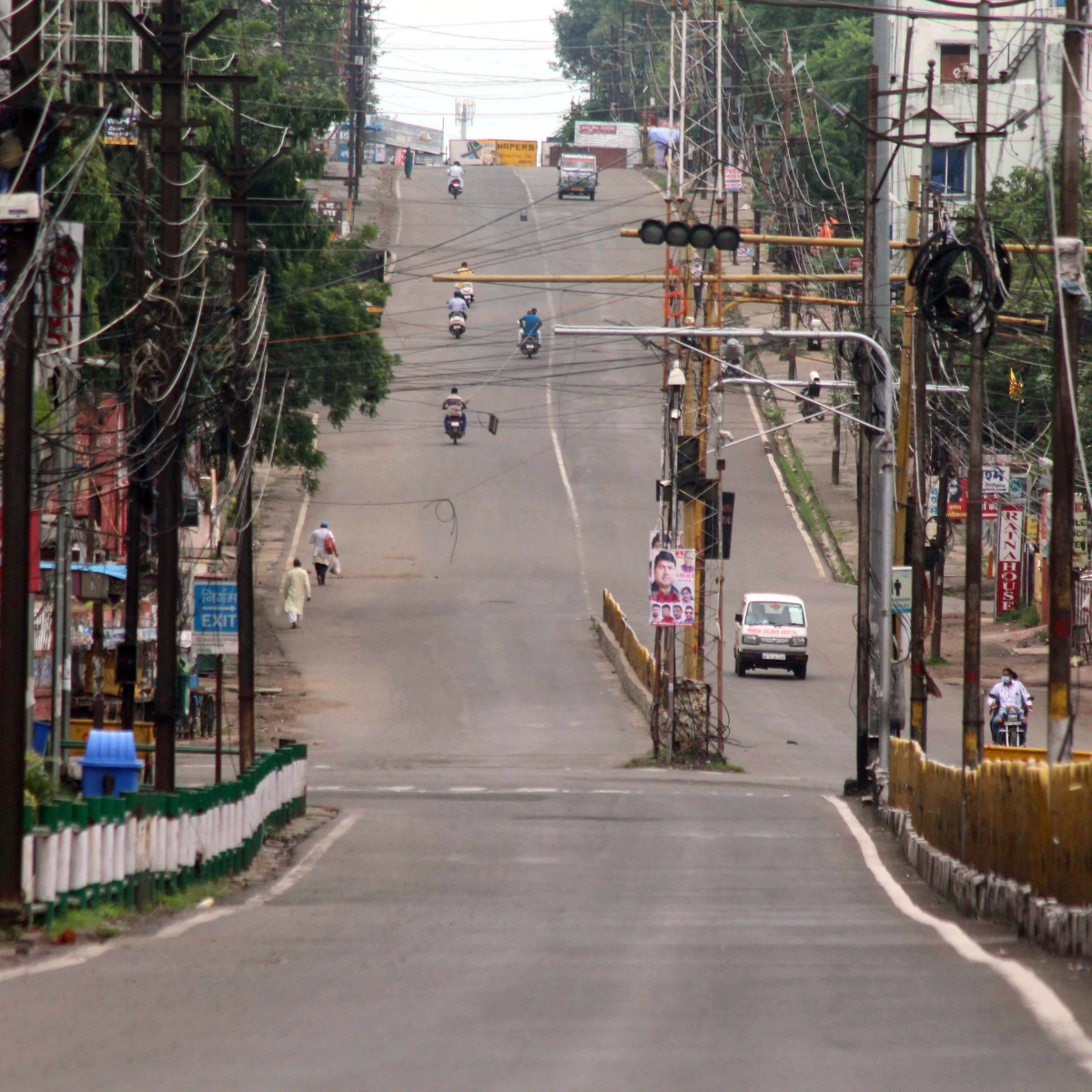 Sunday lockdown in Bhopal: Denizens take a week off, stay at home