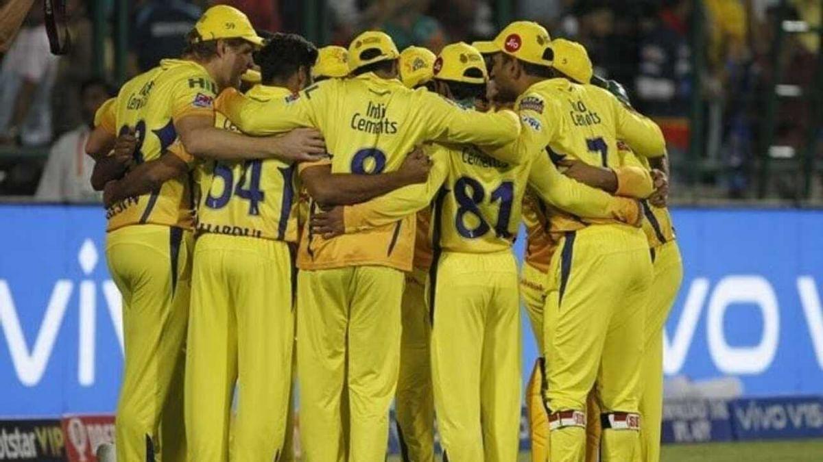 Coronavirus turmoil hits IPL, two players from CSK test positive