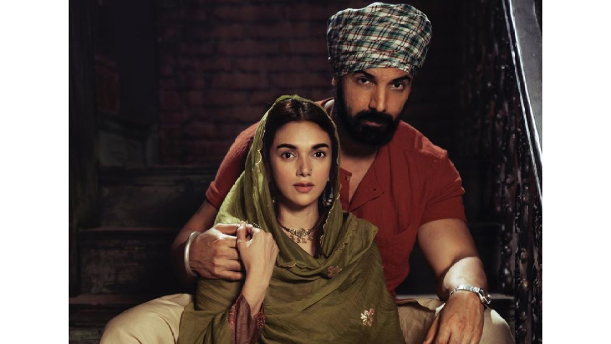John Abraham, Aditi Rao Hydari's intriguing first look from Arjun Kapoor's cross-border love drama