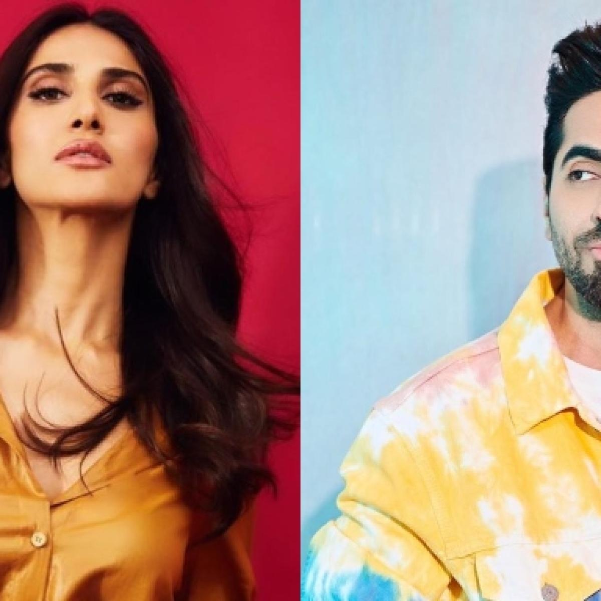 Vaani Kapoor heads Chandigarh for next project opposite Ayushmann Khurrana