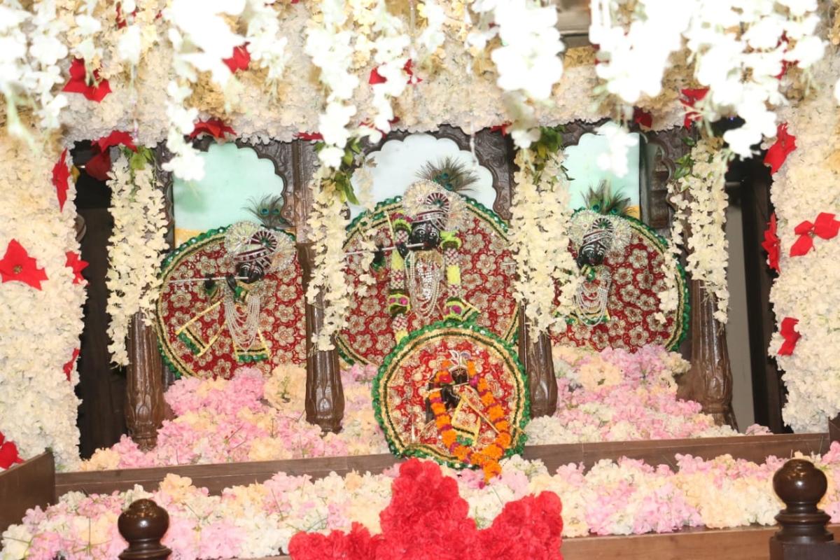 Mathura's Banke Bihari temple to reopen for devotees from October 25