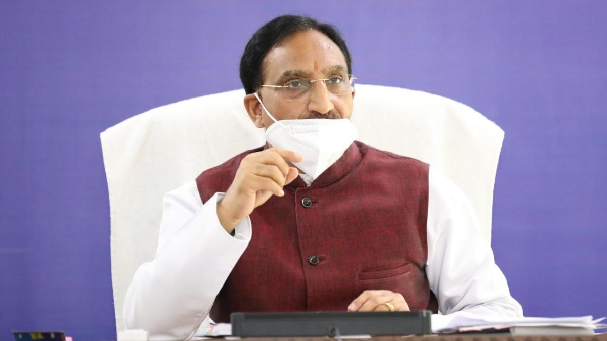 Dr. Ramesh Pokhriyal 'Nishank'