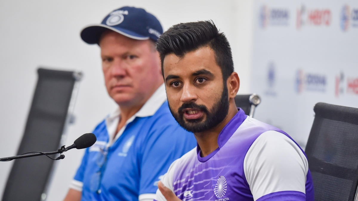Indian Hockey team captain Manpreet Singh, 4 other players test positive for COVID-19