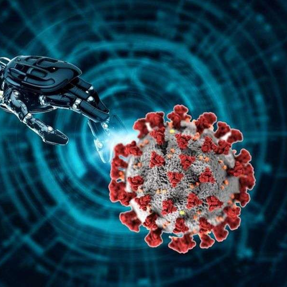 Scientists use AI to identify hundreds of COVID-19 drug candidates