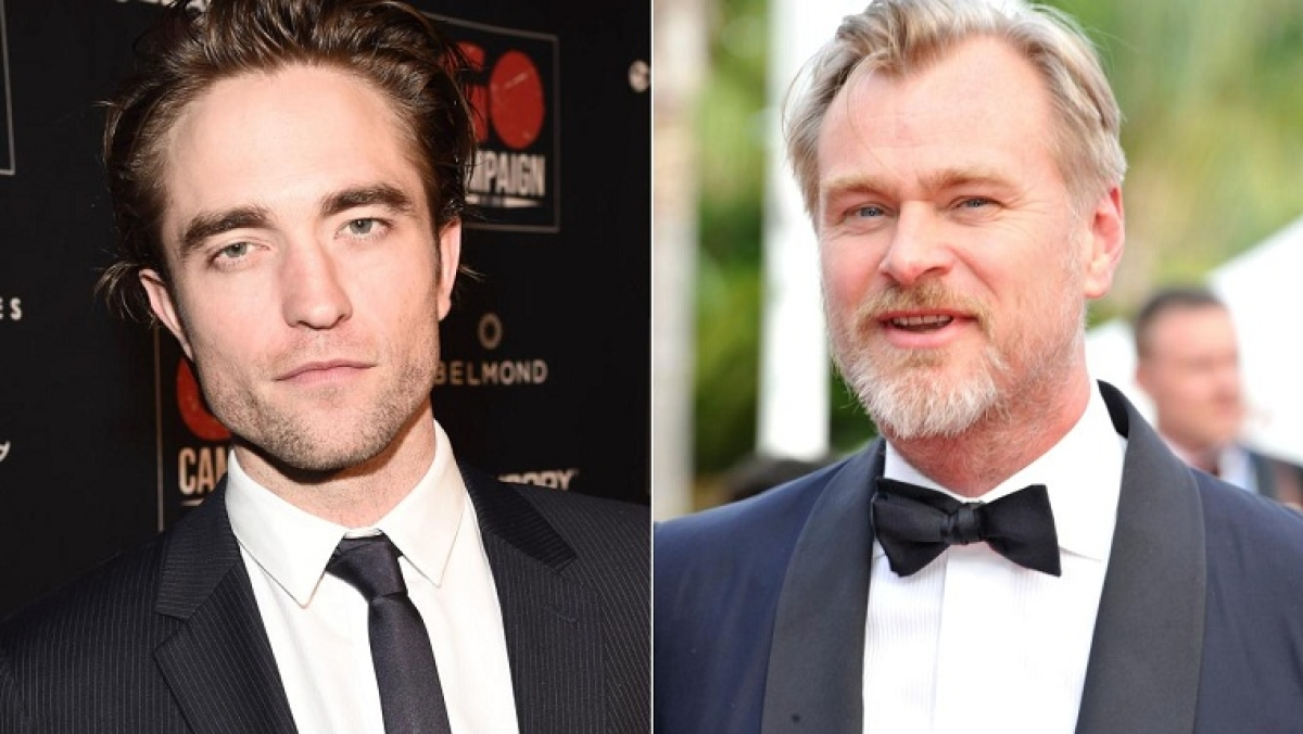 Robert Pattinson lied to Christopher Nolan to go to 'The Batman' audition