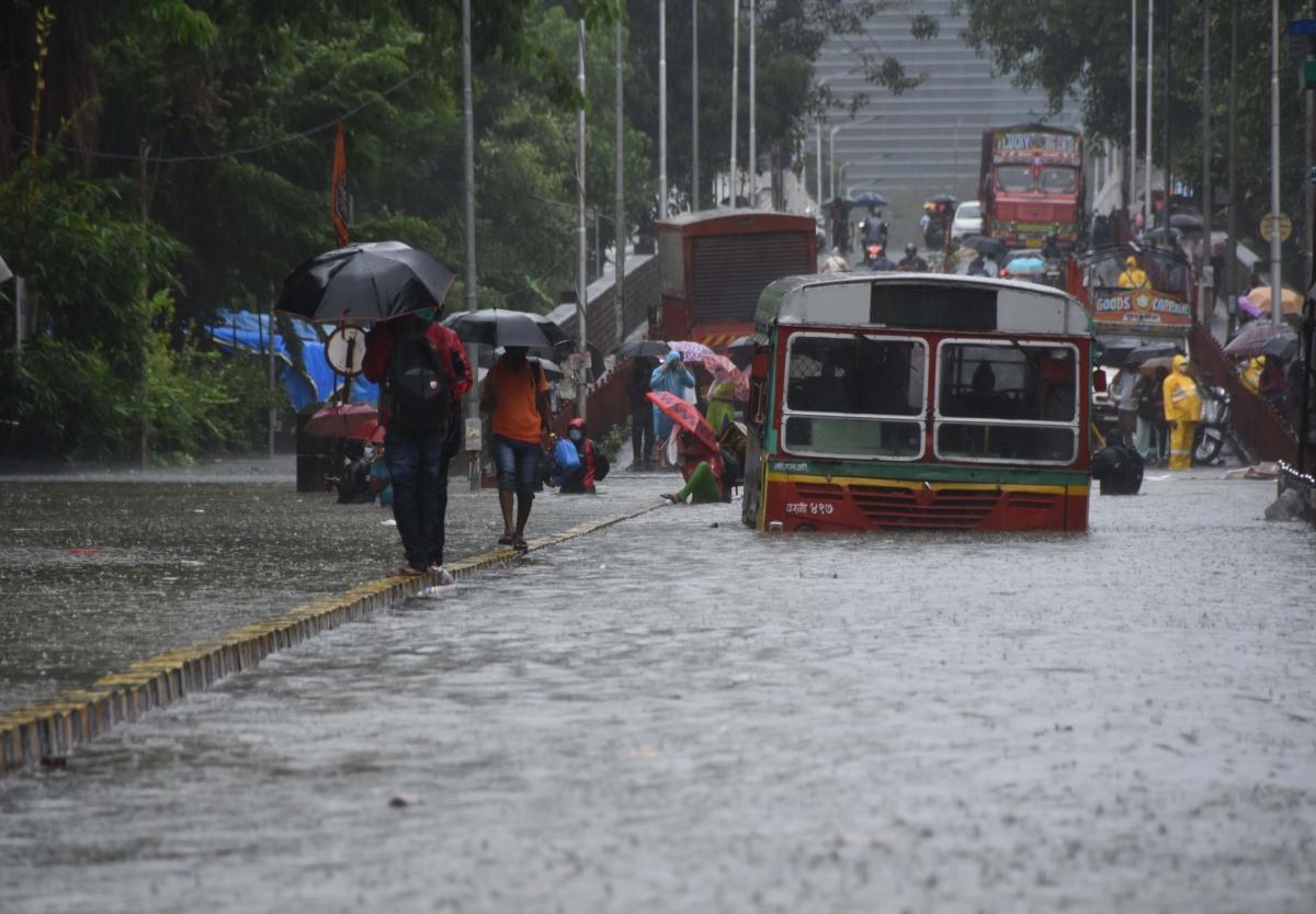 Mumbai Rains: 15-year-old standing near Hanuman Temple electrocuted