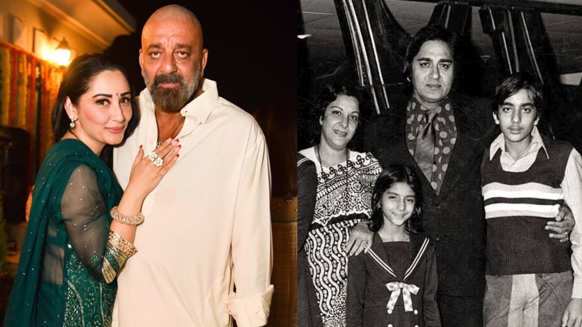 Did you know? Sanjay Dutt's mother Nargis, wives Richa and Maanayata were also diagnosed with cancer