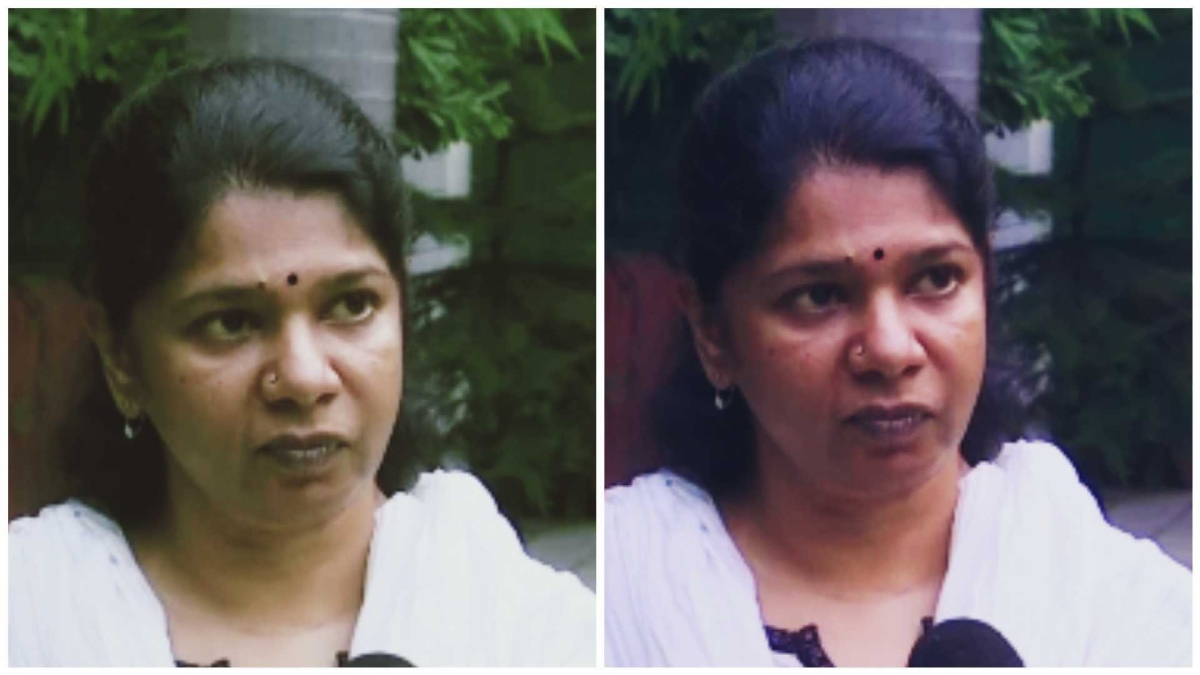 'They asked me if I was Indian...': DMK leader Kanimozhi shares harrowing airport interaction