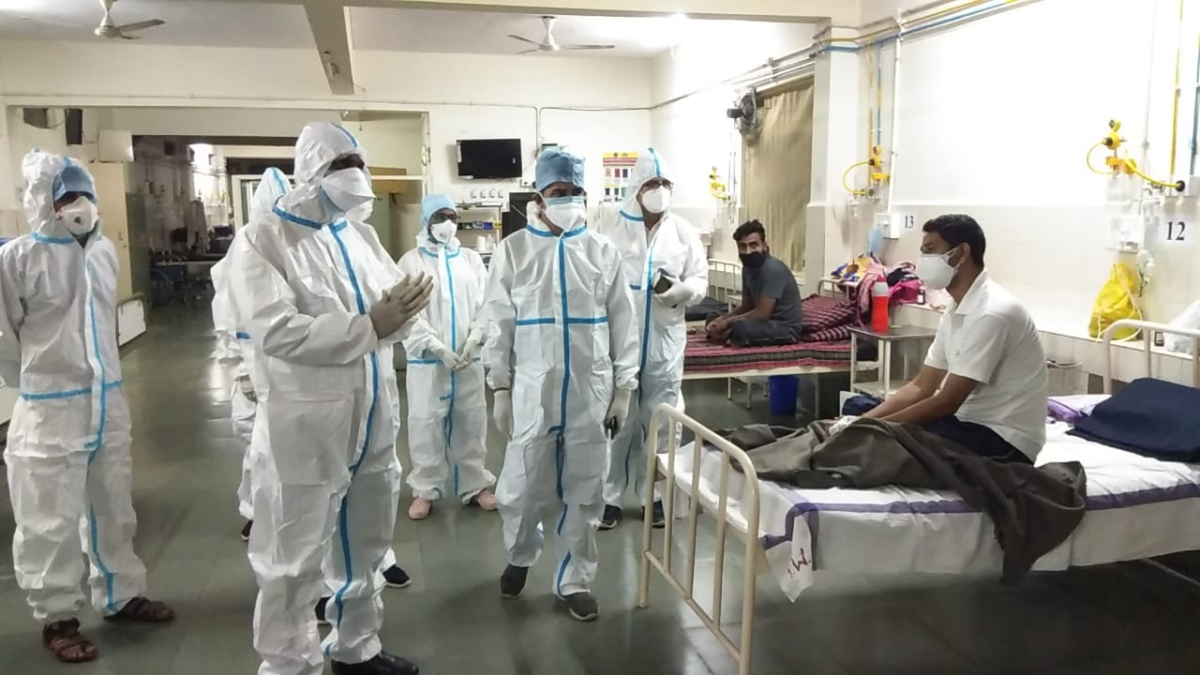 Madhya Pradesh: Govt sets rates for hospitals treating COVID-19 patients