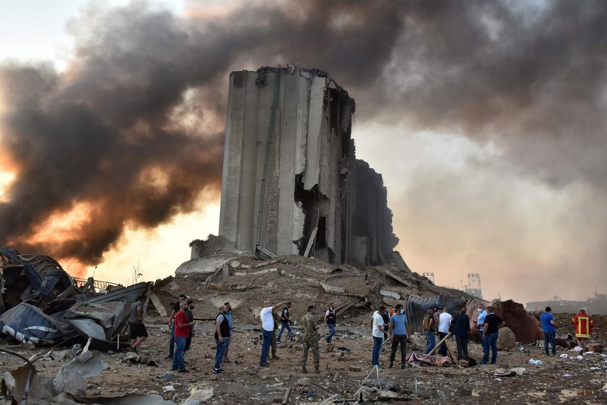 Facing public fury over Beirut blast, entire Lebanon govt resigns