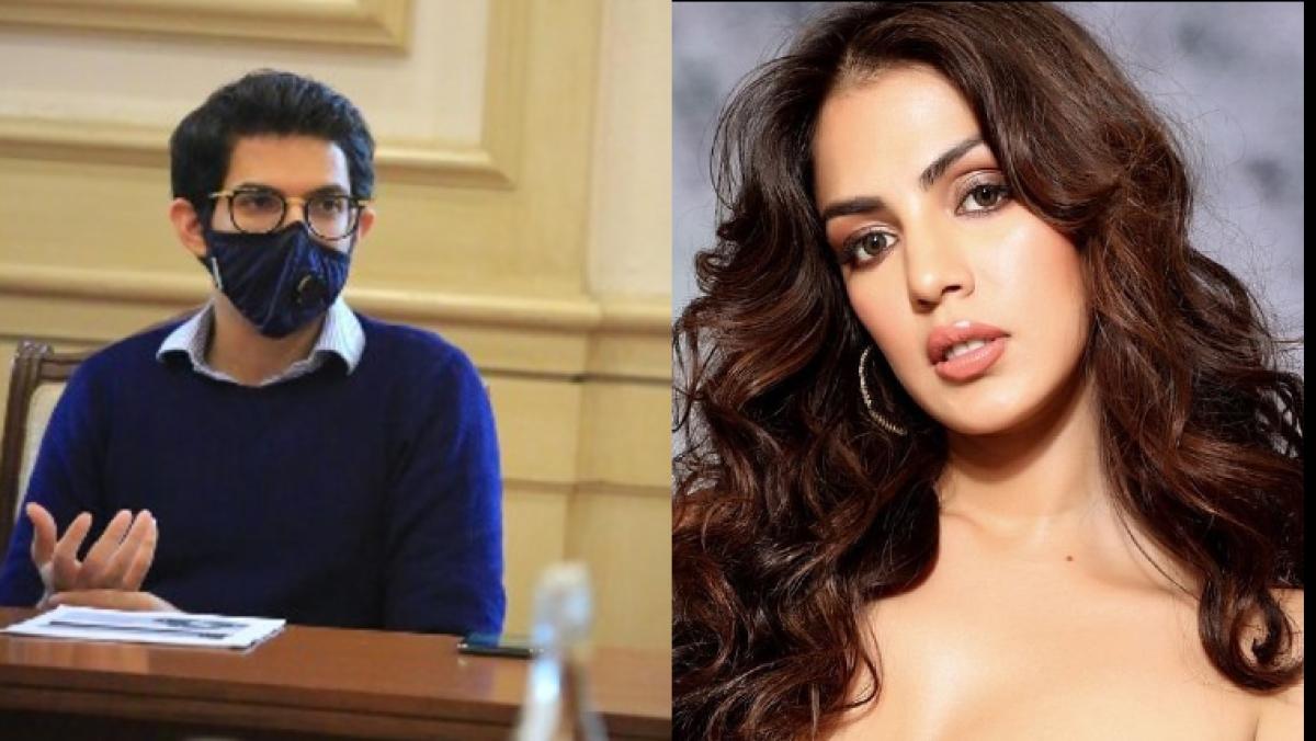 Rhea Chakraborty has never met or spoken to Aaditya Thackeray: Lawyer Satish Maneshinde