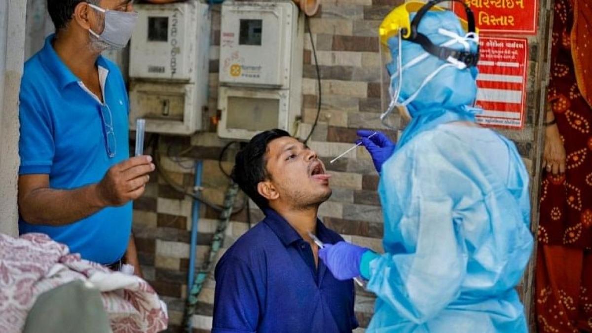 294 Corona cases in Bhopal, 1,450 in Madhya Pradesh in a single day