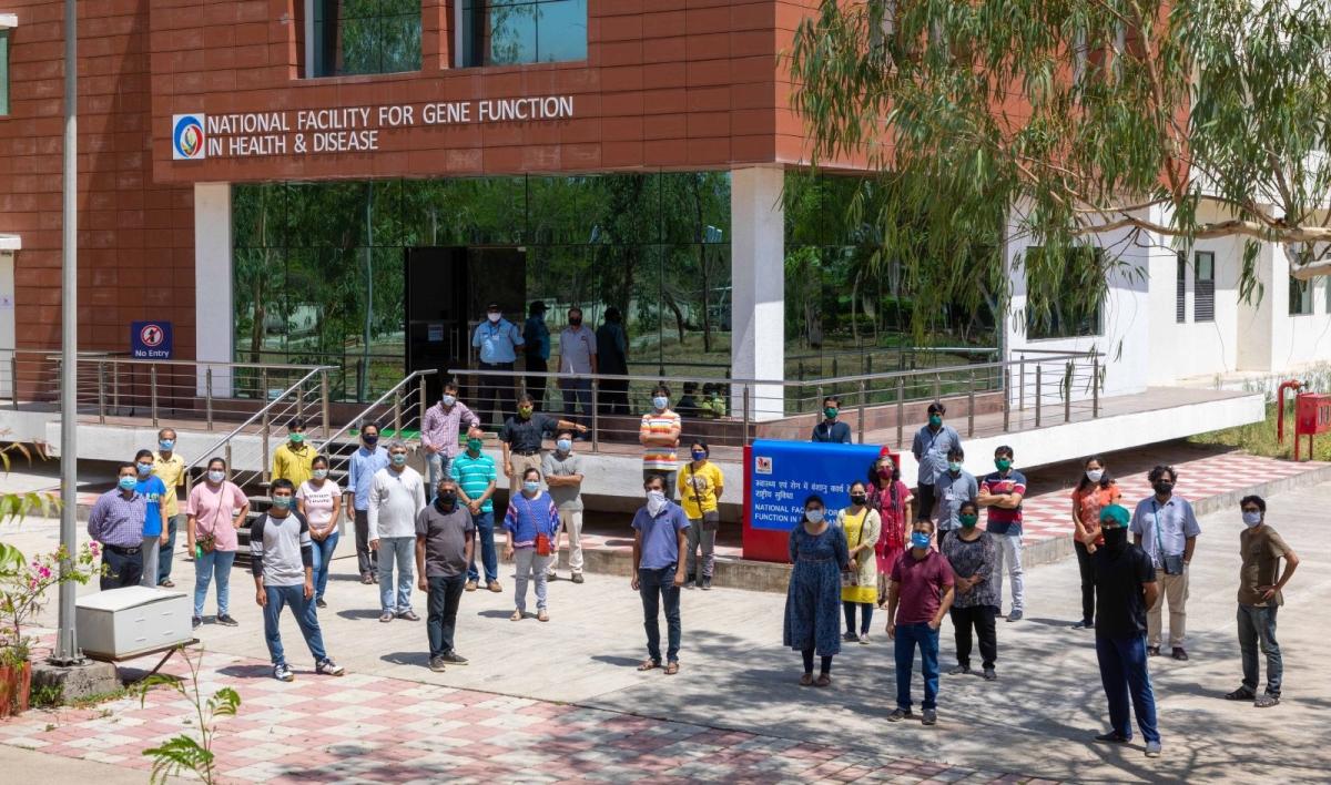 Coronavirus in Pune: City-based IISER adds to testing capacity; tests 11,000 COVID-19 samples