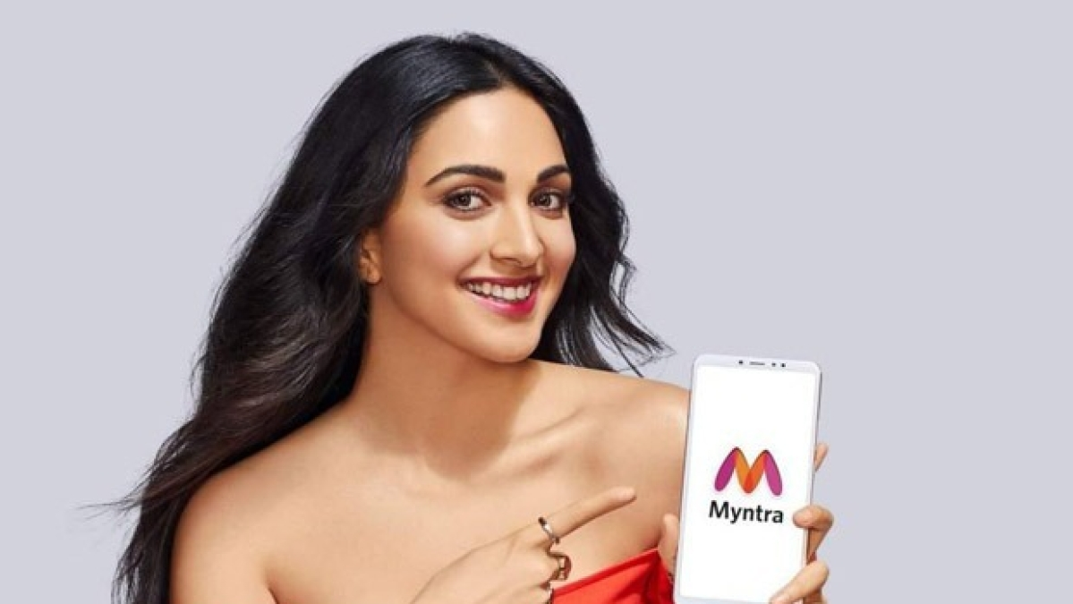 Myntra ropes in Kiara Advani as brand ambassador