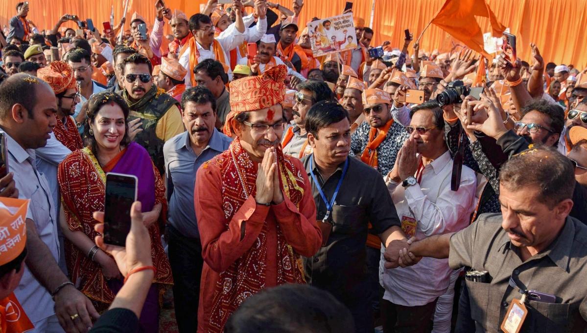 Despite Shiv Sena promising Rs 1 crore, Ram Mandir Trust head says he hasn't received a 'single rupee'