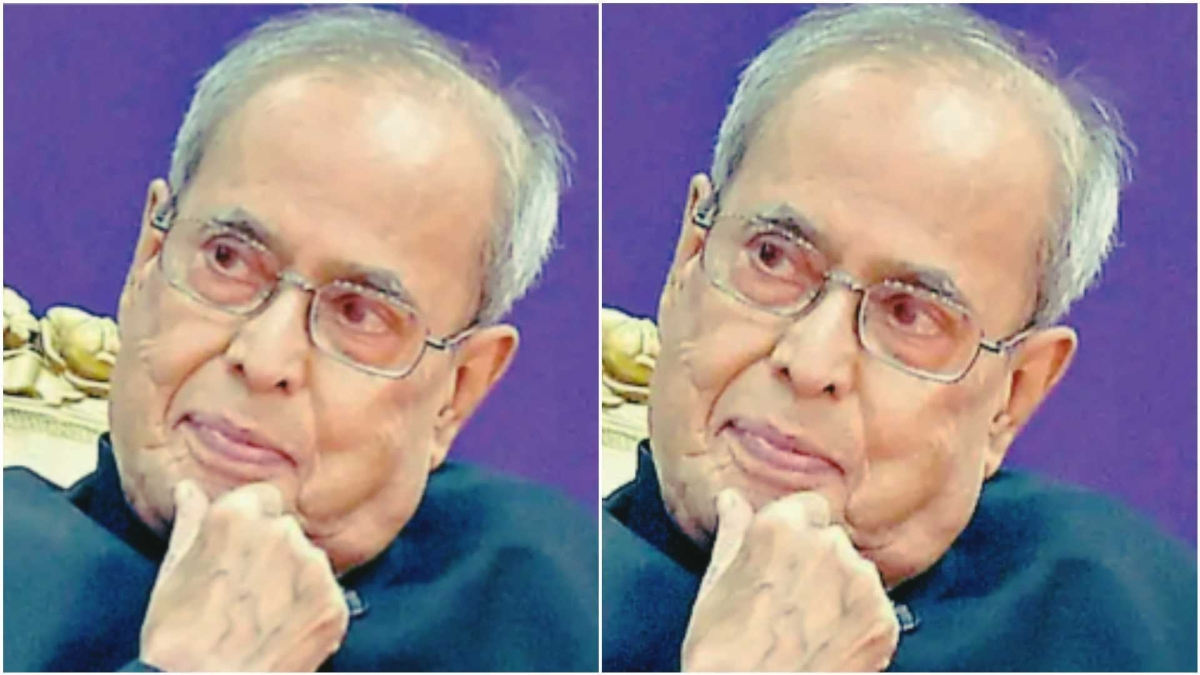 'Improvement in his eyes' reaction to light': Why Sharmistha is hopeful about Pranab Mukherjee's health