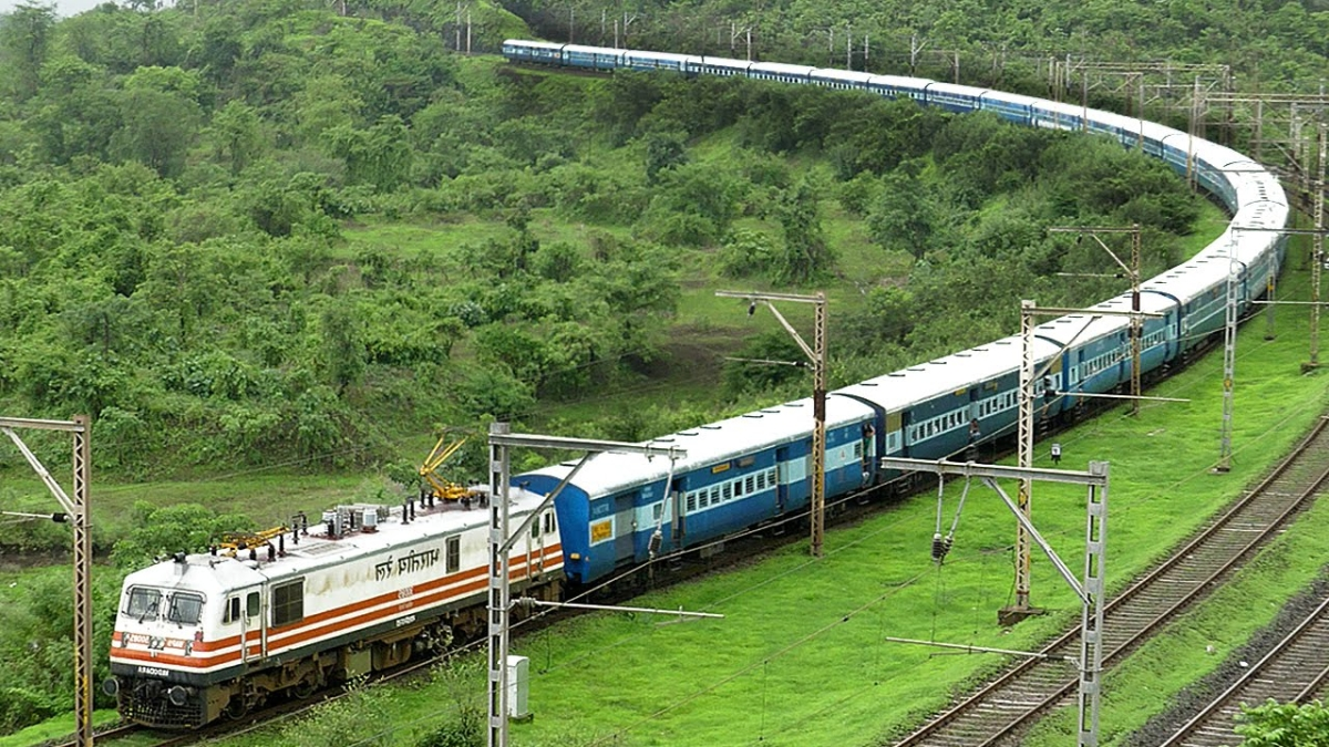Now bio-toilets in all ECOR trains