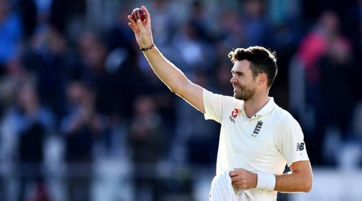 Anderson sets sights on Ashes