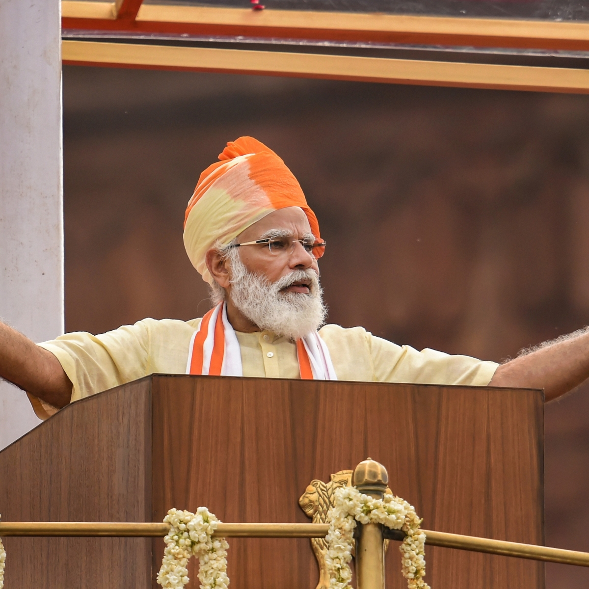 Independence Day 2020: PM Modi goes 'vocal about local', praises soldiers for giving a fitting reply on LAC and LoC