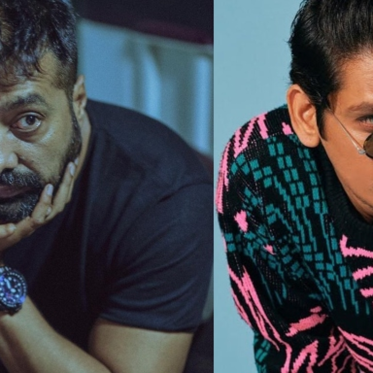 Anurag Kashyap 'threw me out' of 'Sacred Games' at the last minute: Vijay Varma