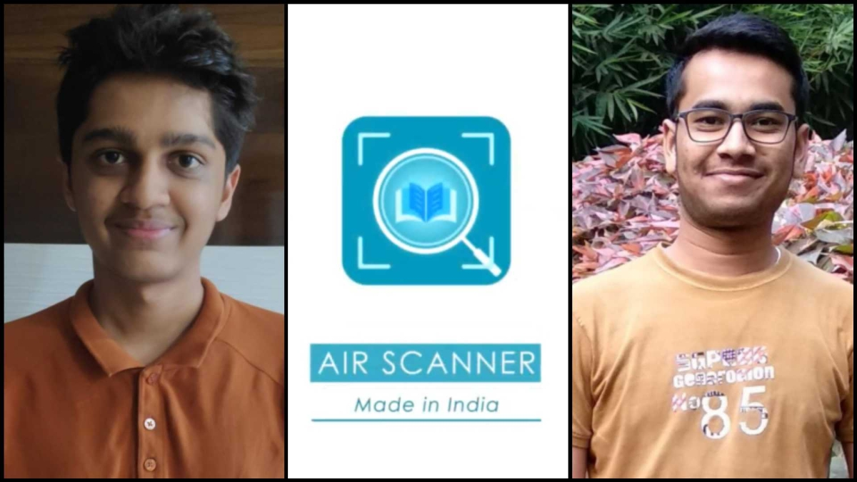Atmanirbhar Bharat: IIT Bombay students launch Indian alternative to document scanning apps