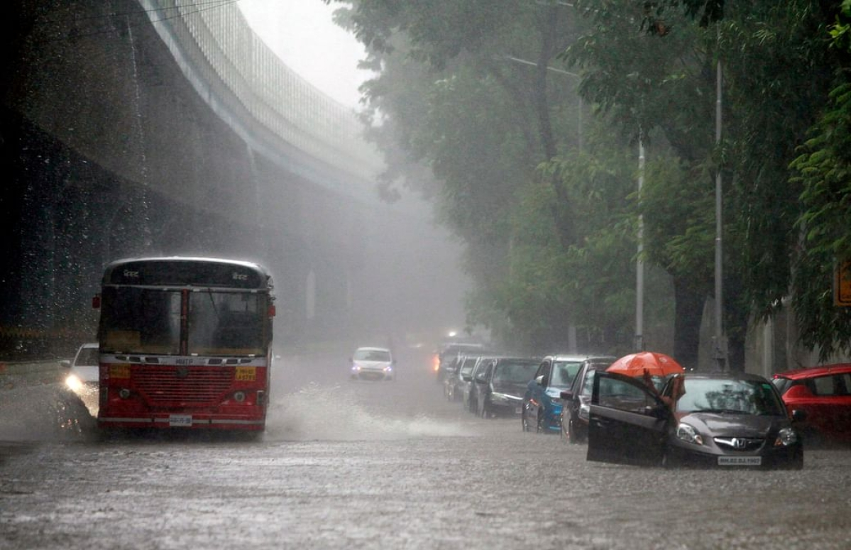 South west monsoon to hit coastal Maha again from Monday