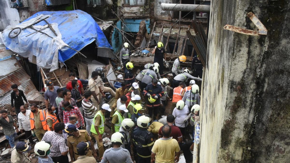 Mumbai: BMC resumes drive to vacate, demolish 443 dilapidated buildings in city