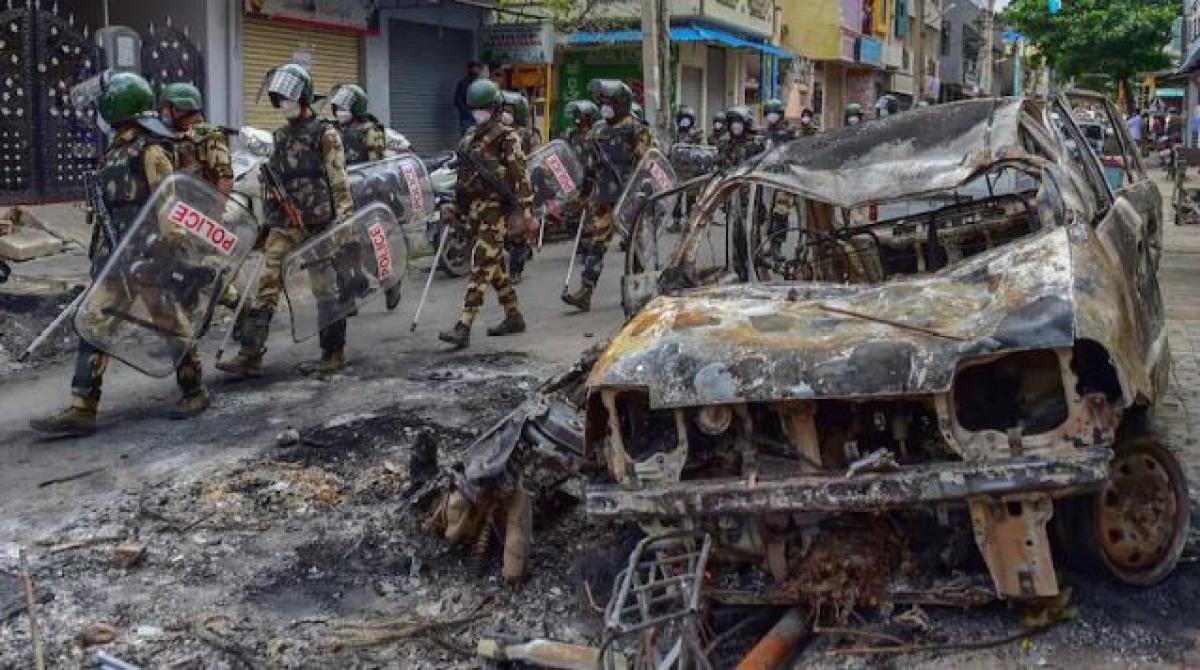 Bengaluru Riots: Muslim intellectuals and activists condemn perpetrators of violence