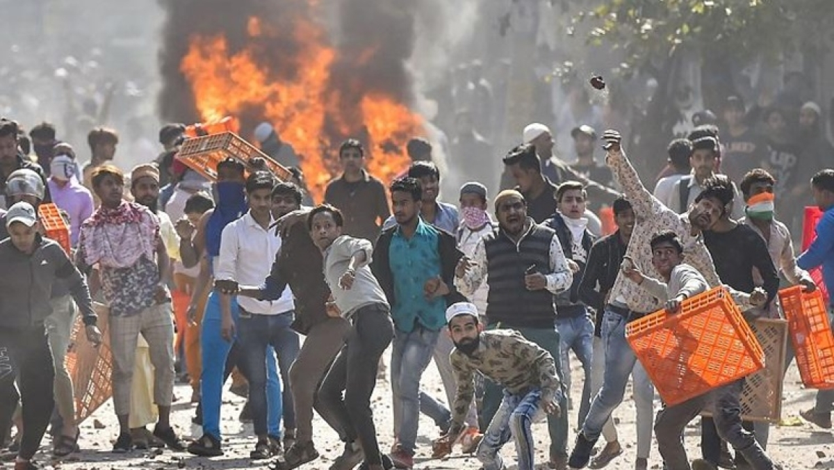 Delhi Police complicit and active participant in violence, says Amnesty India
